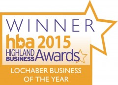 Lochaber Business of Year Award 2015