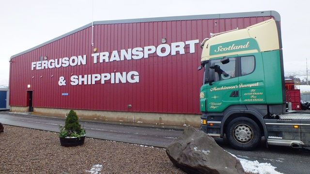 Haulage Logistics, Integrated Shipping & Rail Freight